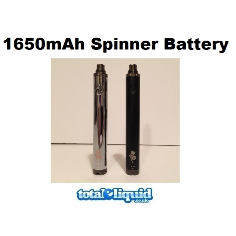 1650mAh Variable Voltage Spinner Battery (Vision Spinner V2)