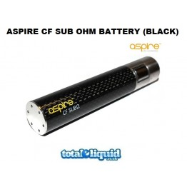 Aspire CF SUB OHM Battery Black