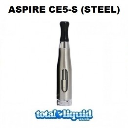 Aspire CE5-S Clearomizer (Steel)