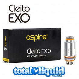Aspire CLEITO EXO Replacement Coil Head 0.16 ohms