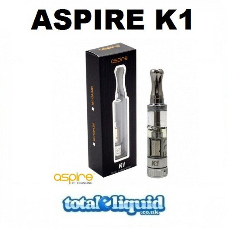 Aspire K1 Glassomizer (Clear)