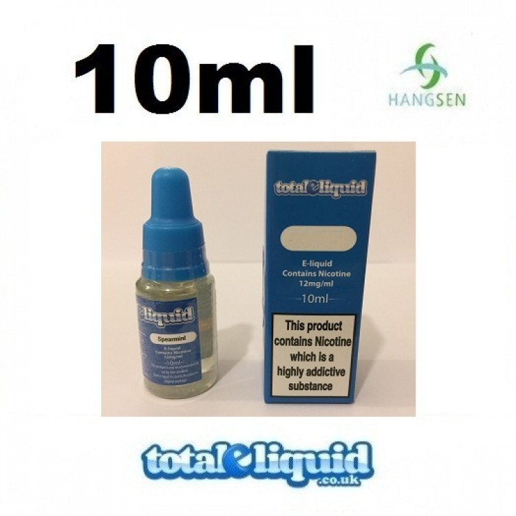 Hangsen E-Liquid Black Cherry 10ml 6mg
