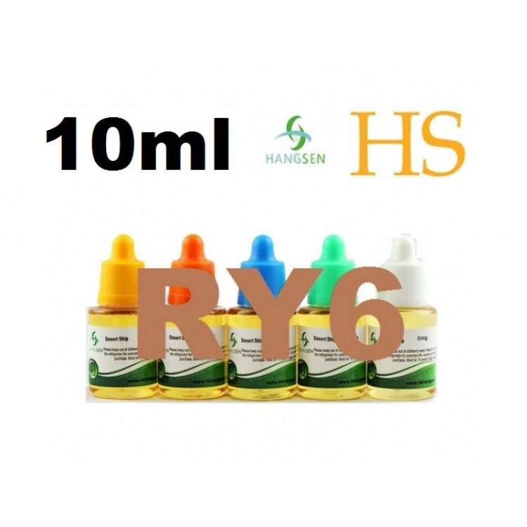 Hangsen E-Liquid RY6 10ml 6mg