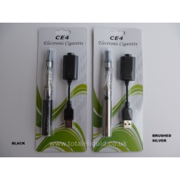 Ego-T CE4 Starter Kit in blister pack (650mAh Battery)