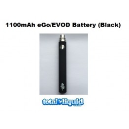 1000mAh Kanger eGo/EVOD Battery (Black)