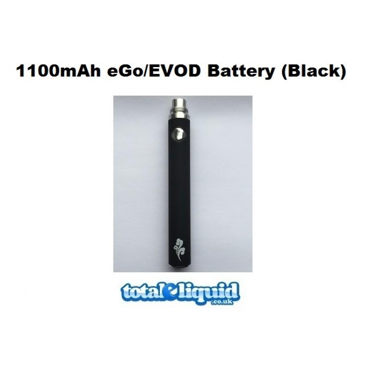 1000mAh Kanger eGo/EVOD Battery (Black)