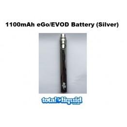 1000mAh Kanger eGo/EVOD Battery (Silver)