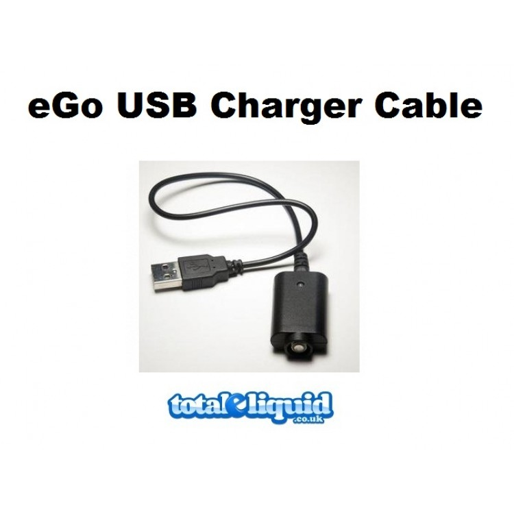 eGo USB Battery Charger (Long)