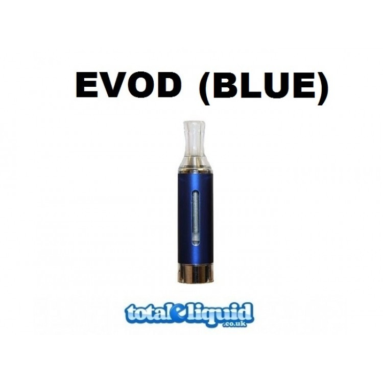 Kanger EVOD Clearomizer (Blue)