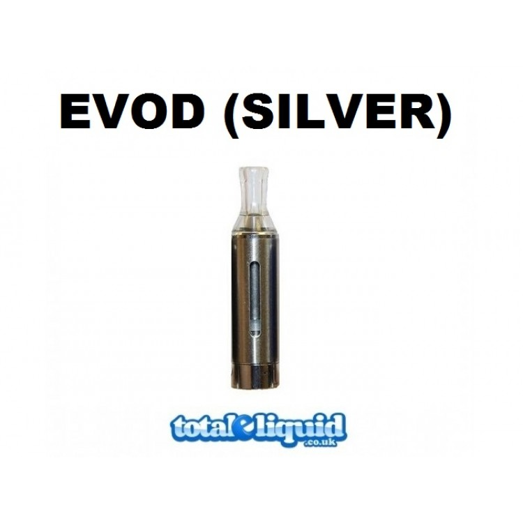 Kanger EVOD Clearomizer (Brushed Silver)