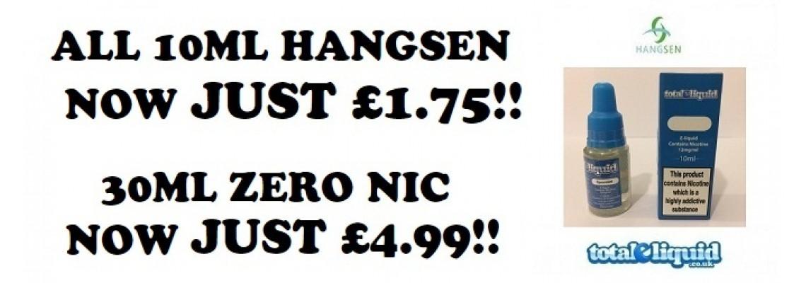 Hangsen Prices